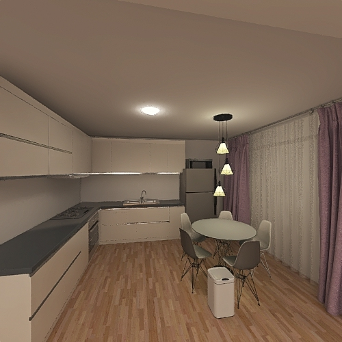 Chose Interior Design Render