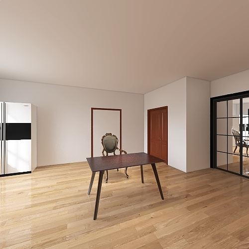 Appartment design project Interior Design Render
