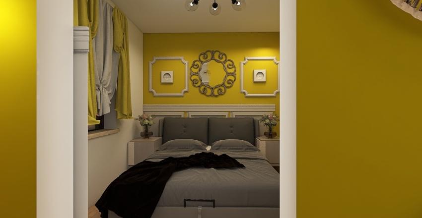 Próba Interior Design Render