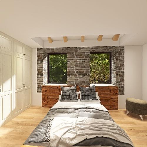 Segunda Tximelarre37 Interior Design Render