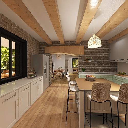 Primera Tximelarre37 Interior Design Render