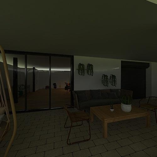 Bajo Tximelarre37 Interior Design Render