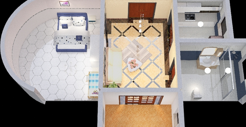 0118test_pre Interior Design Render