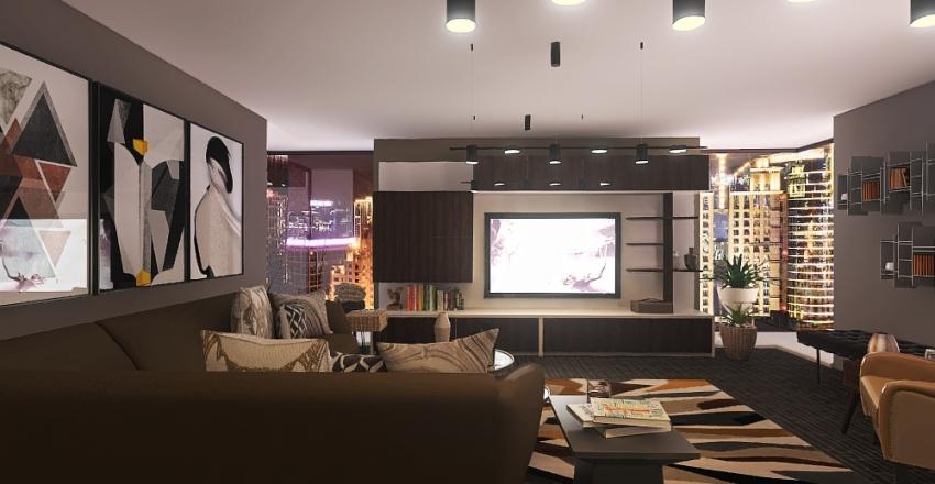 Test new version, take 1 Interior Design Render
