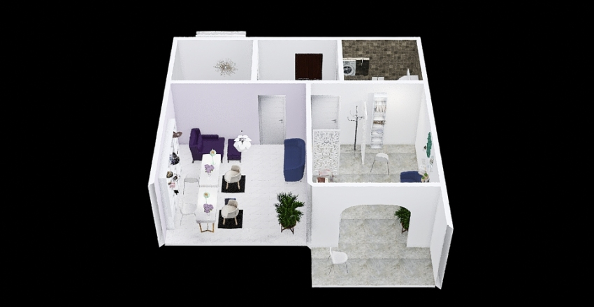 v2_ctydi Interior Design Render