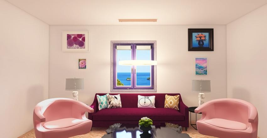 My first design in new version in Homestyler Interior Design Render