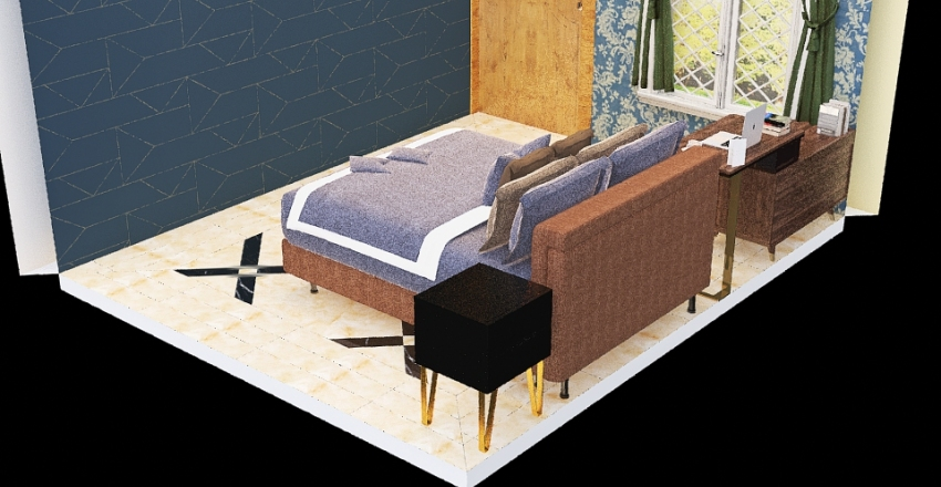 v2_reet practice Interior Design Render