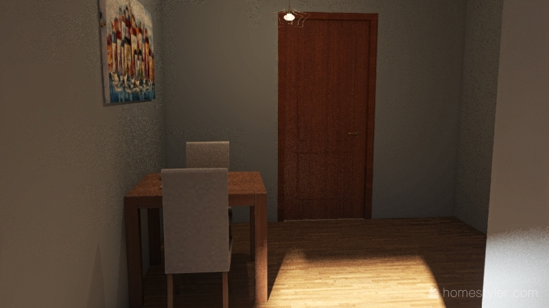 The House Of Life Interior Design Render