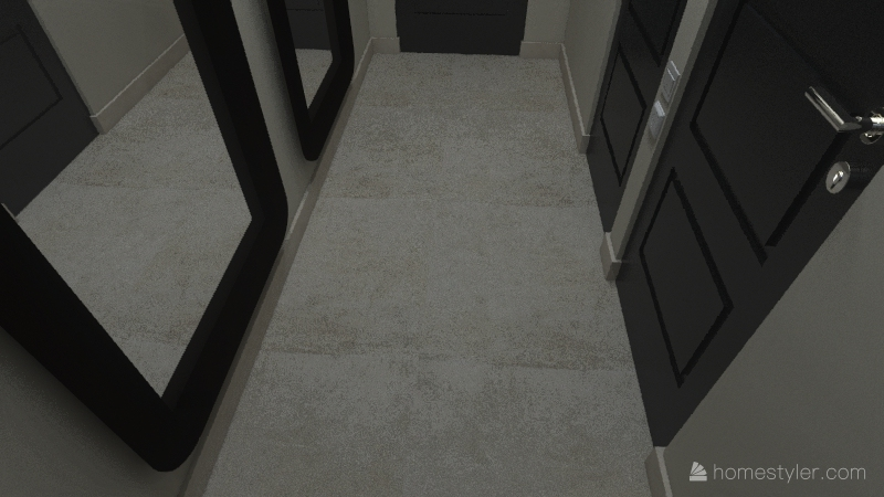 Санузел1эт Interior Design Render