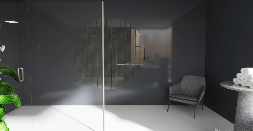 Demo  (Still Getting Use to the new Homestyler) :) Interior Design Render