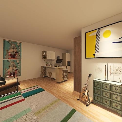 dfvbdv Interior Design Render