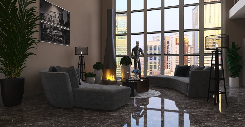v2_fadia Interior Design Render