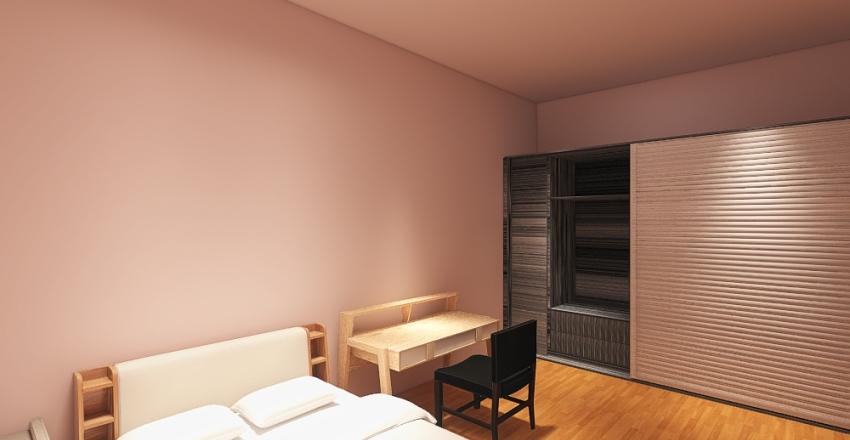 臥室 Interior Design Render