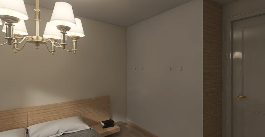 Master-Bedroom-Rumy Interior Design Render