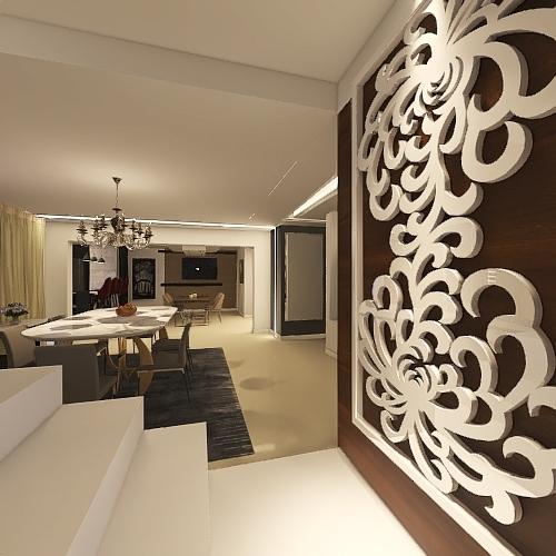 house all Interior Design Render