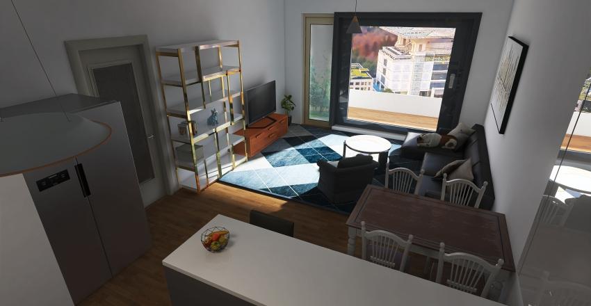 v2_Nas byt - Daniel Interior Design Render