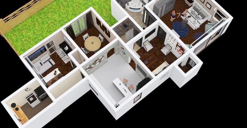 Assigment2 Interior Design Render
