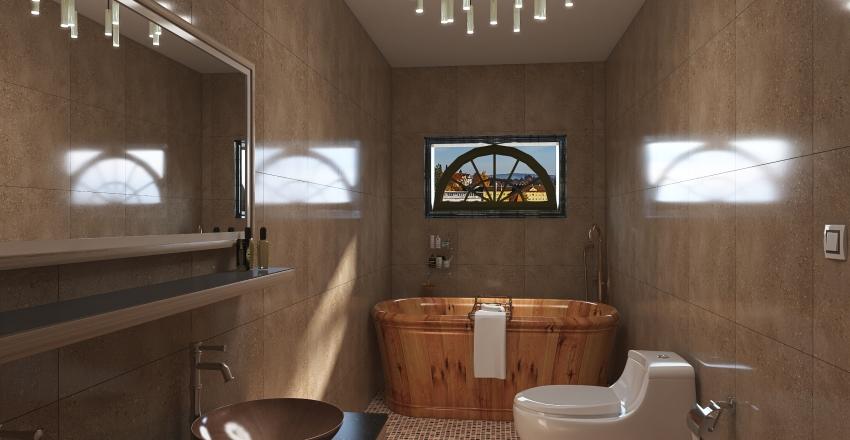 #HSDA2020Residential Exquisite Apartment in Lisbon, Portugal Interior Design Render