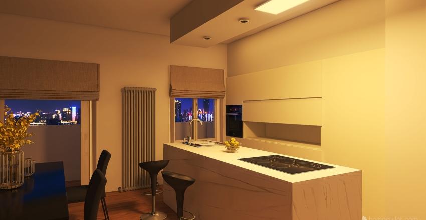 Andrea Agosto 2021 Interior Design Render