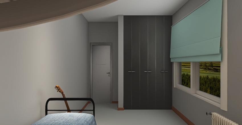 v2_RAMI'S ROOM Interior Design Render
