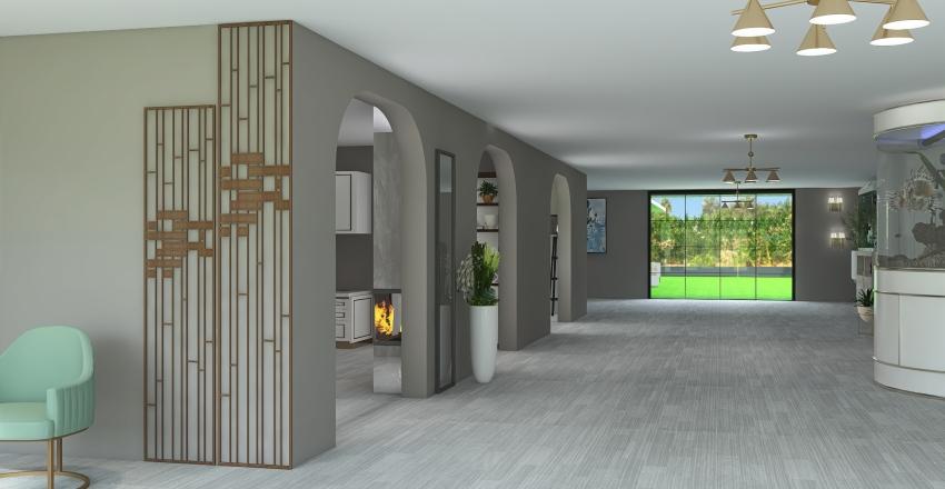 CASA DE ENSUEÑO Interior Design Render