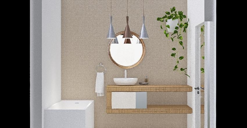 v2_our bathroom Interior Design Render