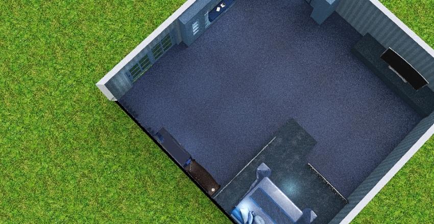 #HSDA2020Residential The Night Room Interior Design Render