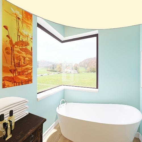aidan's house Interior Design Render