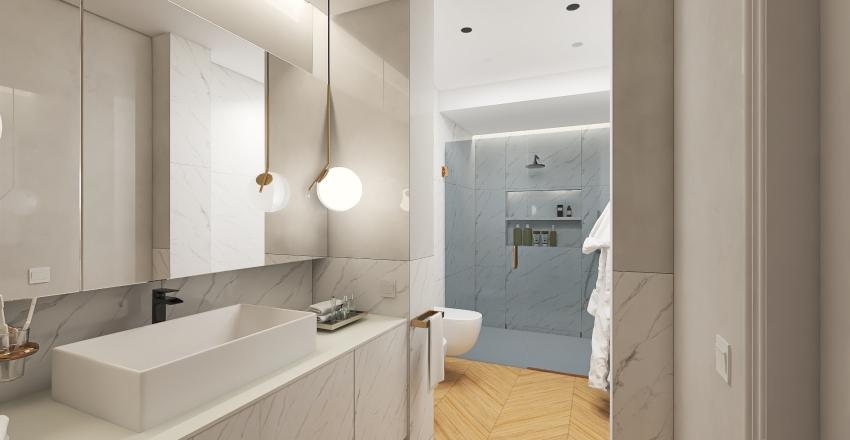 Roma 3 Interior Design Render