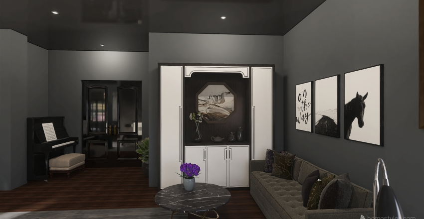v2_Chillin' Like a Villain Interior Design Render