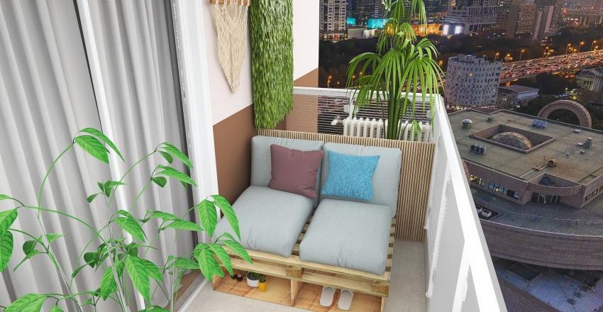 Bruno Letra de O Carvalho - UPK Interior Design Render