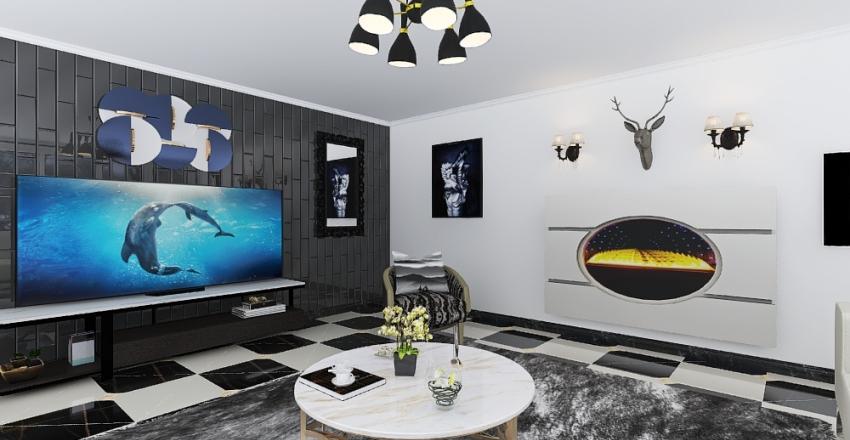 #HSDA2020Residential Casa na Colinas Interior Design Render