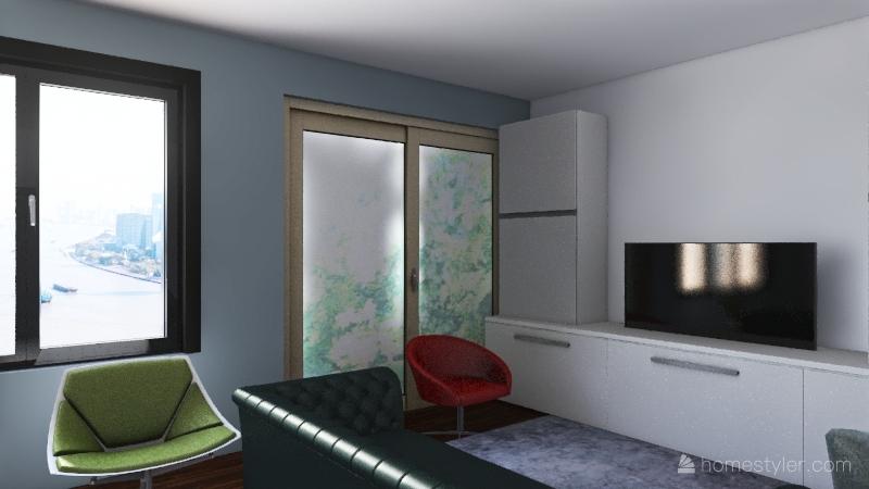 Vurehout 469 Version 1 Interior Design Render