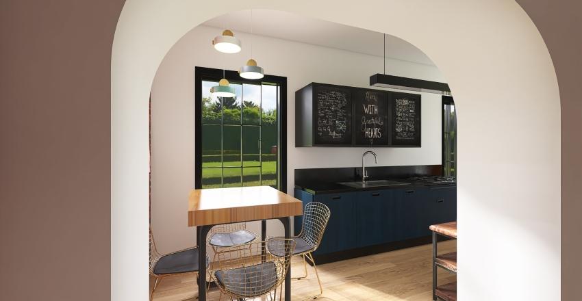 ALI'S HOUSE Interior Design Render