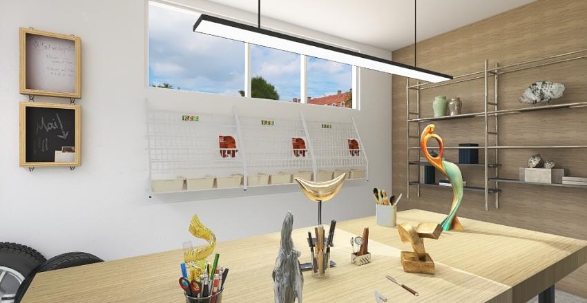 v2_Modelo apto Interior Design Render
