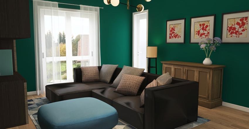 appartamento pt bandito Interior Design Render