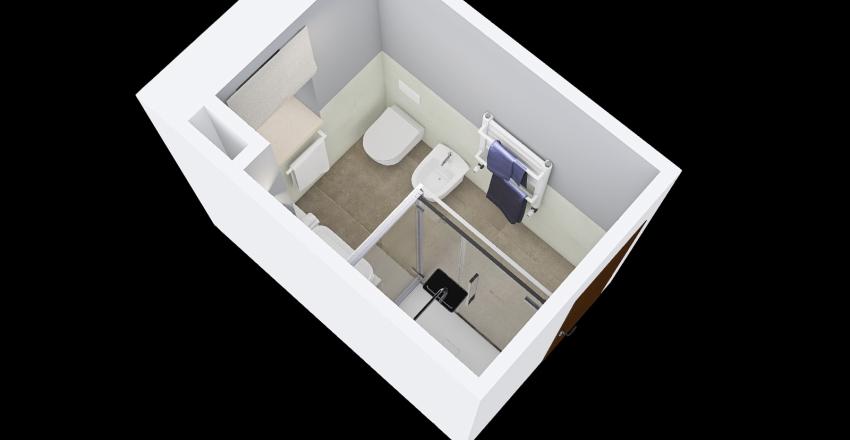 bagno Russo Interior Design Render