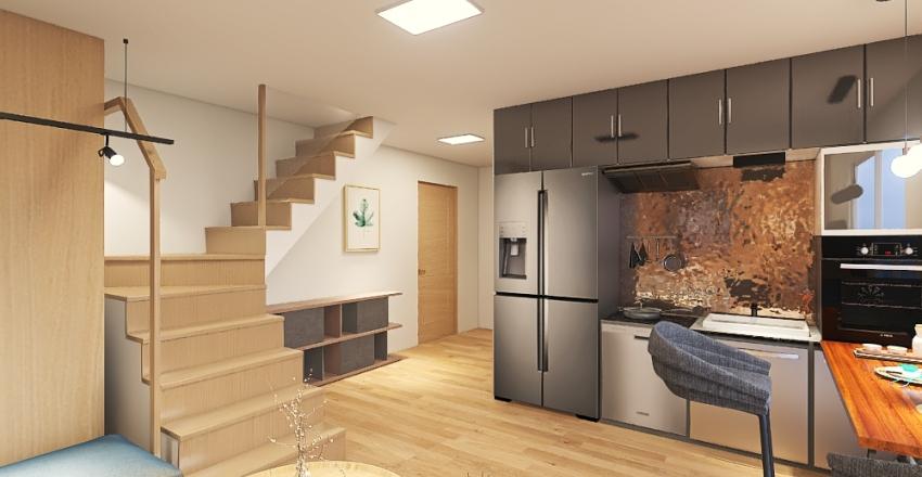 Final Tygr Interior Design Render