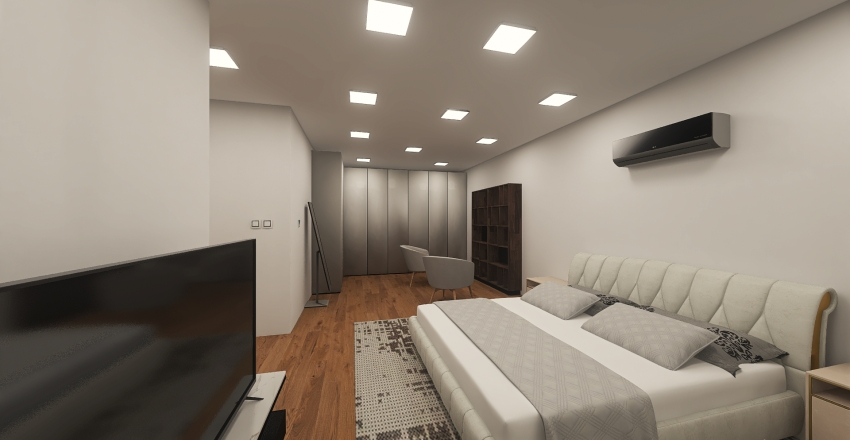New and Luxurious House Interior Design Render