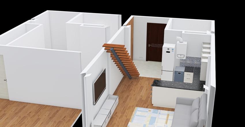 v2_floor 1 Interior Design Render