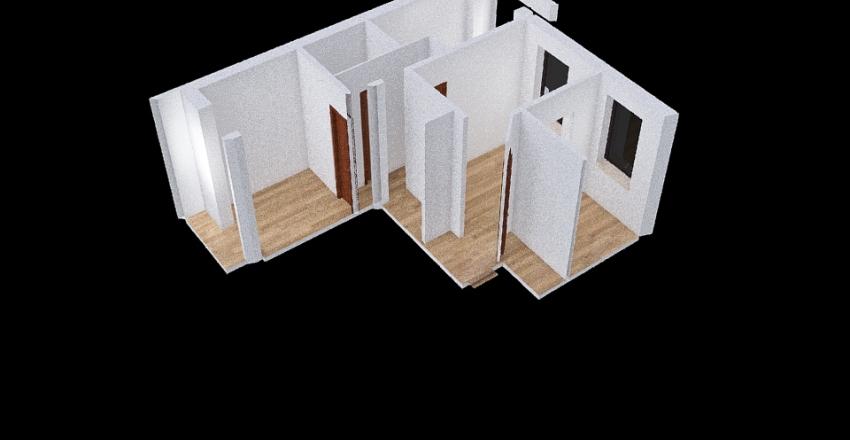 КОПИЯ УЧЕБНОГО ПЛАНА КВАРТИРЫ Interior Design Render