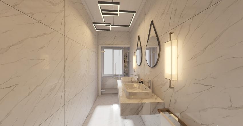 via TIRRENO Interior Design Render