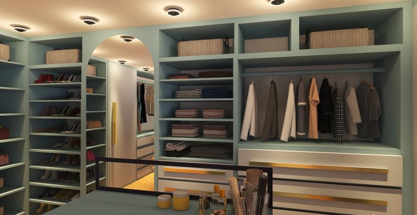 Caled Interior Design Render
