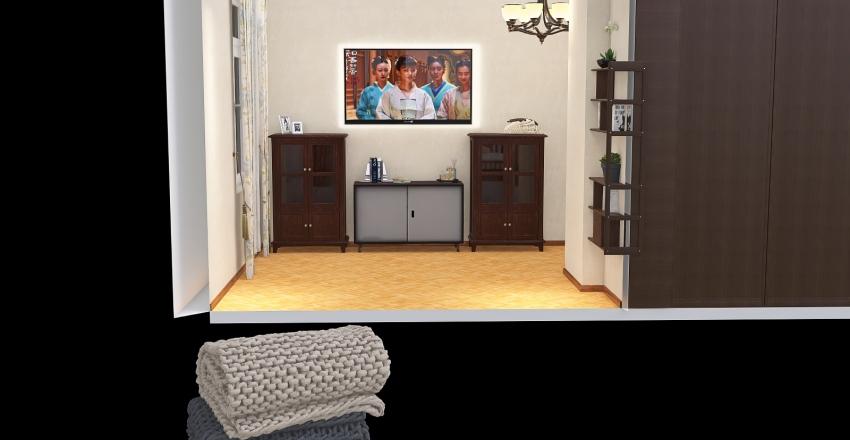 doctor SR Interior Design Render