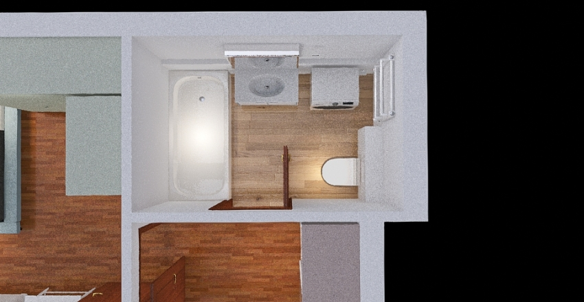 Opus Interior Design Render