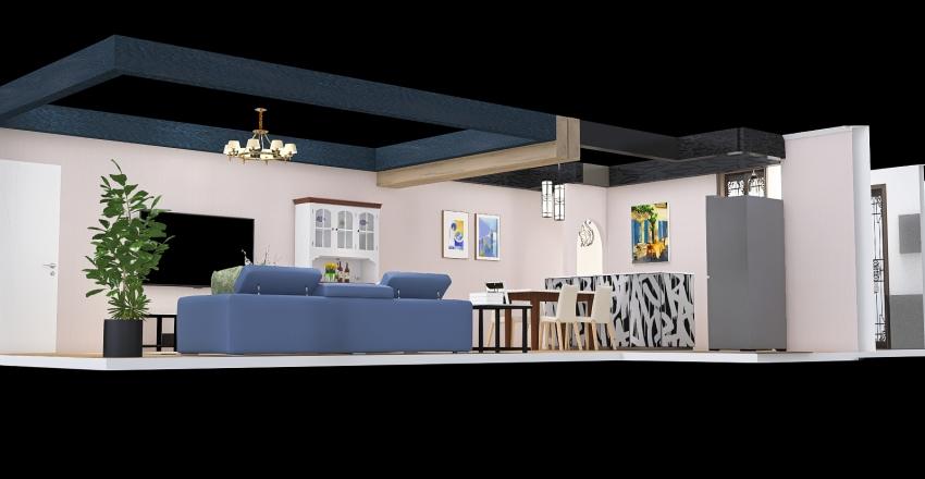 Sweet Home-1 Interior Design Render