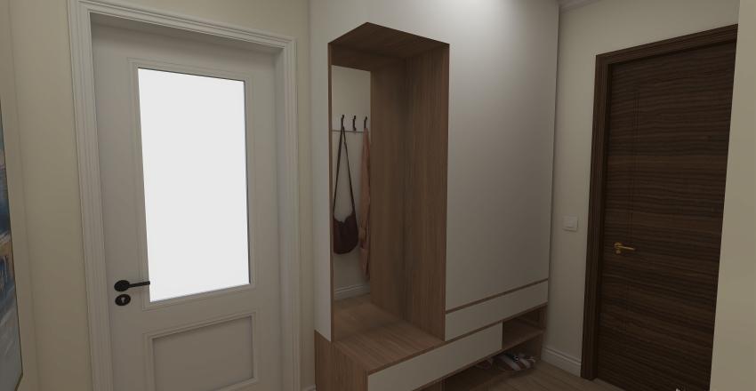EntranceHall-3 Interior Design Render