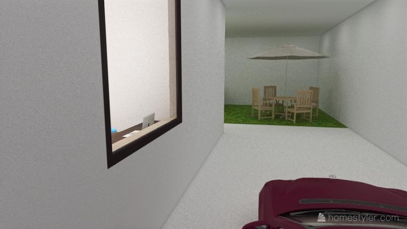 Cleber humanizada Interior Design Render