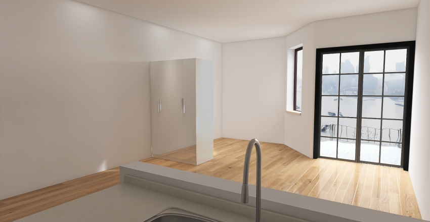 Studio #1 Interior Design Render