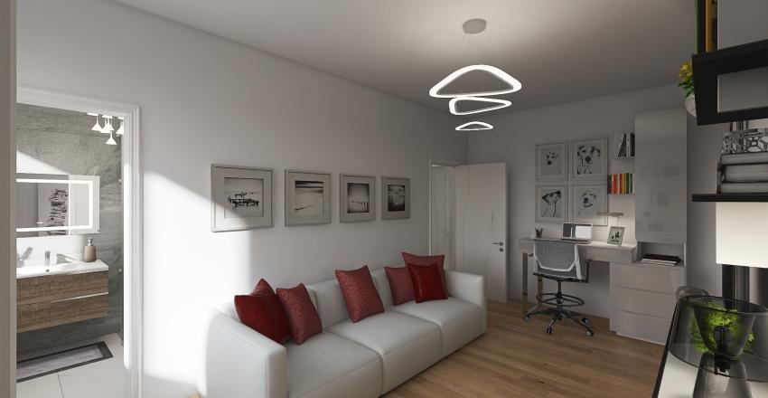 BERGAMO Interior Design Render